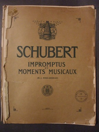 Musikalien:Noten:Schubert